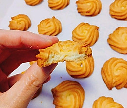 不用黄油也能做出好吃的曲奇的做法