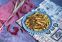 不用烤箱五分钟就能做出烧烤味玉米串的做法