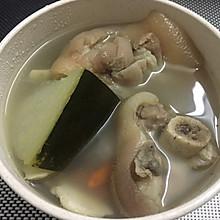 冬瓜海带猪蹄汤