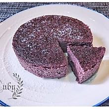 好吃不上火的黑米蒸蛋糕