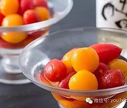 醋浸小番茄的做法