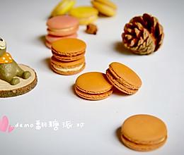 法式马卡龙(附蔓越莓奶油馅做法)的做法