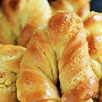 椰蓉面包的做法图解19