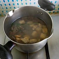 家庭版鸭血粉丝汤的做法图解1