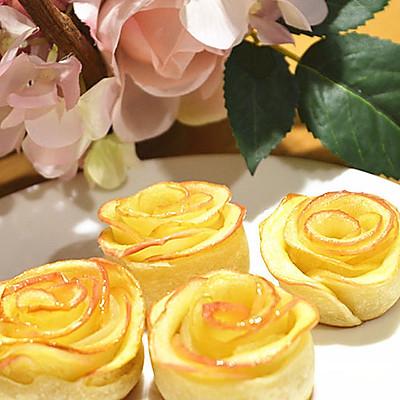 苹果玫瑰花-情人节还是它最实在!