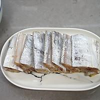 #精品菜谱挑战赛# 清蒸带鱼的做法图解6
