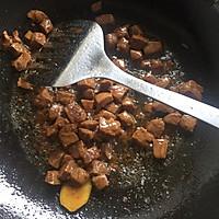 周末睡懒觉后最适合的早午餐-咖喱牛肉饭的做法图解2