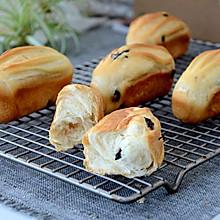 蓝莓牛奶哈斯面包