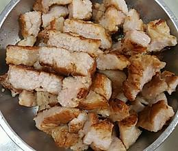 香煎猪颈肉的做法