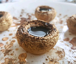 烤口蘑的做法