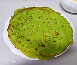 黄瓜鸡蛋煎饼的做法