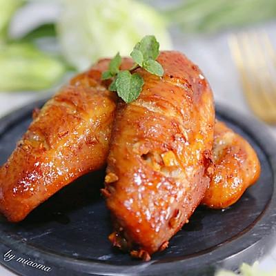 蒜香烤鸡翅