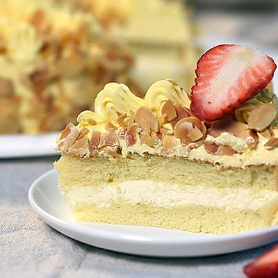 德普烘焙食谱—咸奶油蛋糕