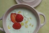 奶香玉米露的做法