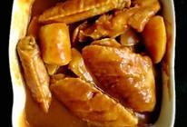 咖喱土豆鸡翅的做法