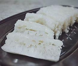 广州传统白糖糕的做法