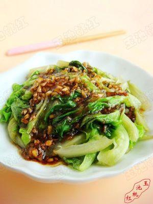 蚝油生菜  【图片】