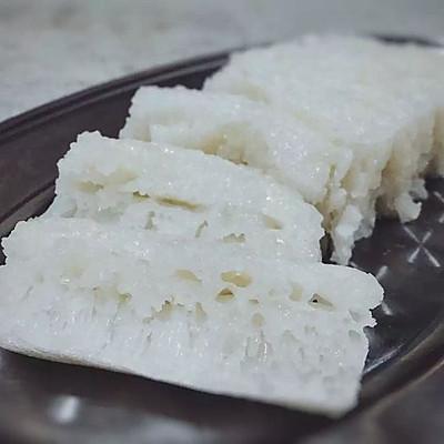 广州传统白糖糕