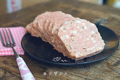 自做午餐肉