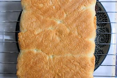 吐司日记|65℃烫种牛奶吐司