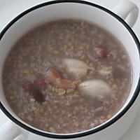 红豆杂粮粥的做法图解7