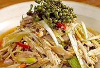 手撕椒麻鸡|美食台的做法