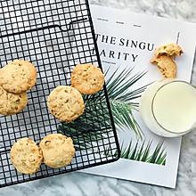 #10分钟早餐大挑战#燕麦饼干
