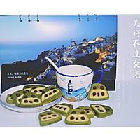抹茶熊猫饼干