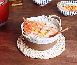 一学就会的潮汕海鲜粥(电饭锅版)的做法