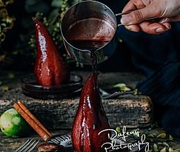 新年聚餐唯一指定甜点—红酒梨#盛年锦食·忆年味#的做法
