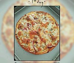 自制披萨饼皮的做法