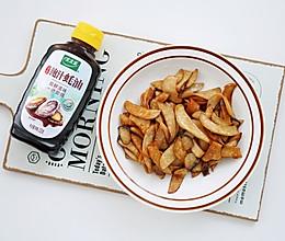 #百变鲜锋料理#鲍鱼汁杏鲍菇的做法