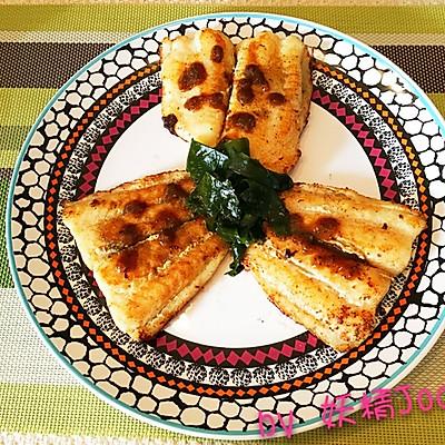 香煎龙利鱼——快速低脂美味营养餐5