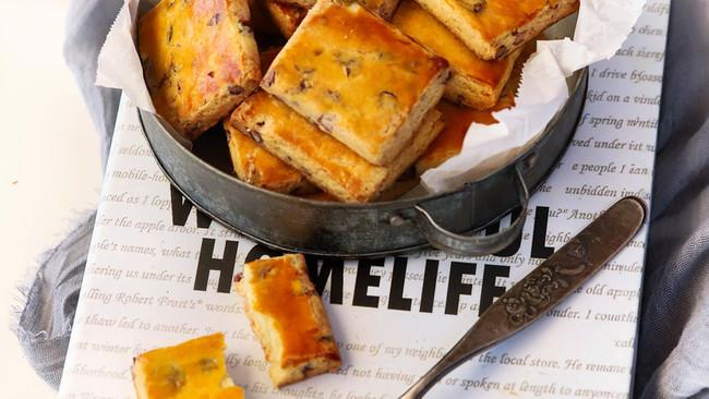 零基础入门饼干 炼乳红豆奶酥的做法