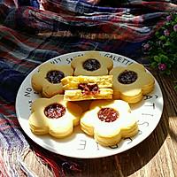 草莓果酱饼干#享美味#的做法图解15