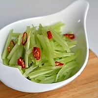 凉拌爽口莴笋#爽口凉菜,开胃一夏#的做法图解6