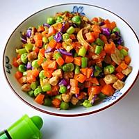 时蔬玉米小碗#发现粗粮之美#的做法图解8