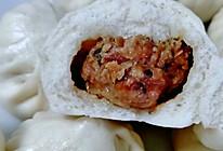 #营养小食光#梅菜猪肉包子的做法
