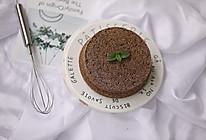 黑米戚风蛋糕#520,美食撩动TA的心!#的做法