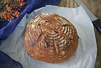 难以拒绝的健康面包——乡村杂粮软欧的做法