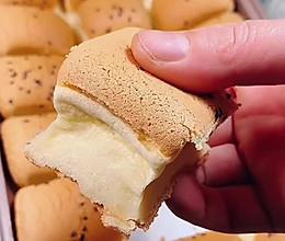 糯米戚风蛋糕的做法