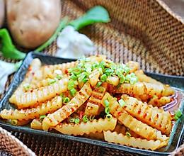 川味版狼牙土豆-小时候的味道的做法