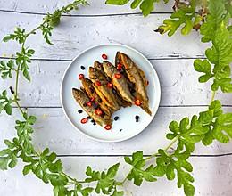#秋天怎么吃#豆豉小河鱼的做法