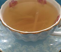 香茅茶的做法