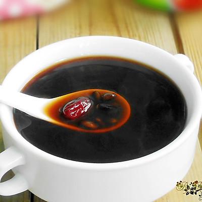 黑豆红枣甜汤