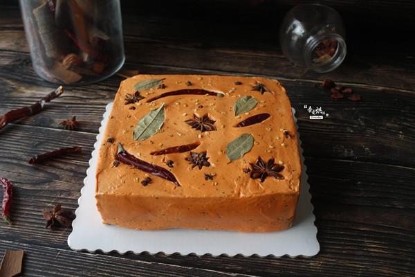 火锅底料蛋糕的做法