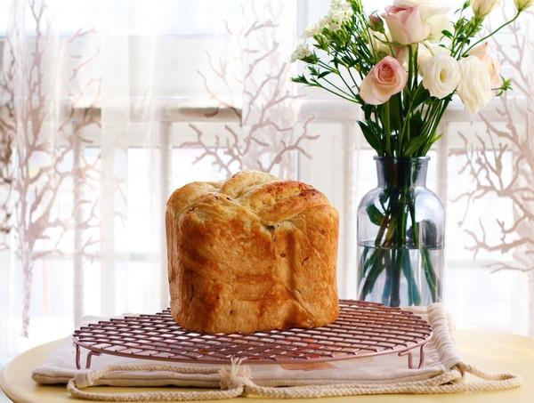 椰蓉面包(面包机版)的做法