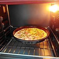 土豆培根披萨的做法图解12