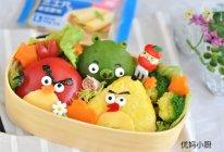 愤怒的小鸟便当盒#百吉福食尚达人#的做法