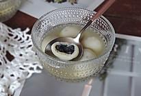 #元宵节美食大赏#芝麻汤圆的做法